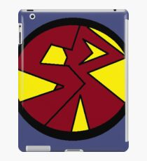 Superhero Movie Reactor iPad Case/Skin
