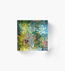 modern composition 31 by rafi talby Acrylic Block