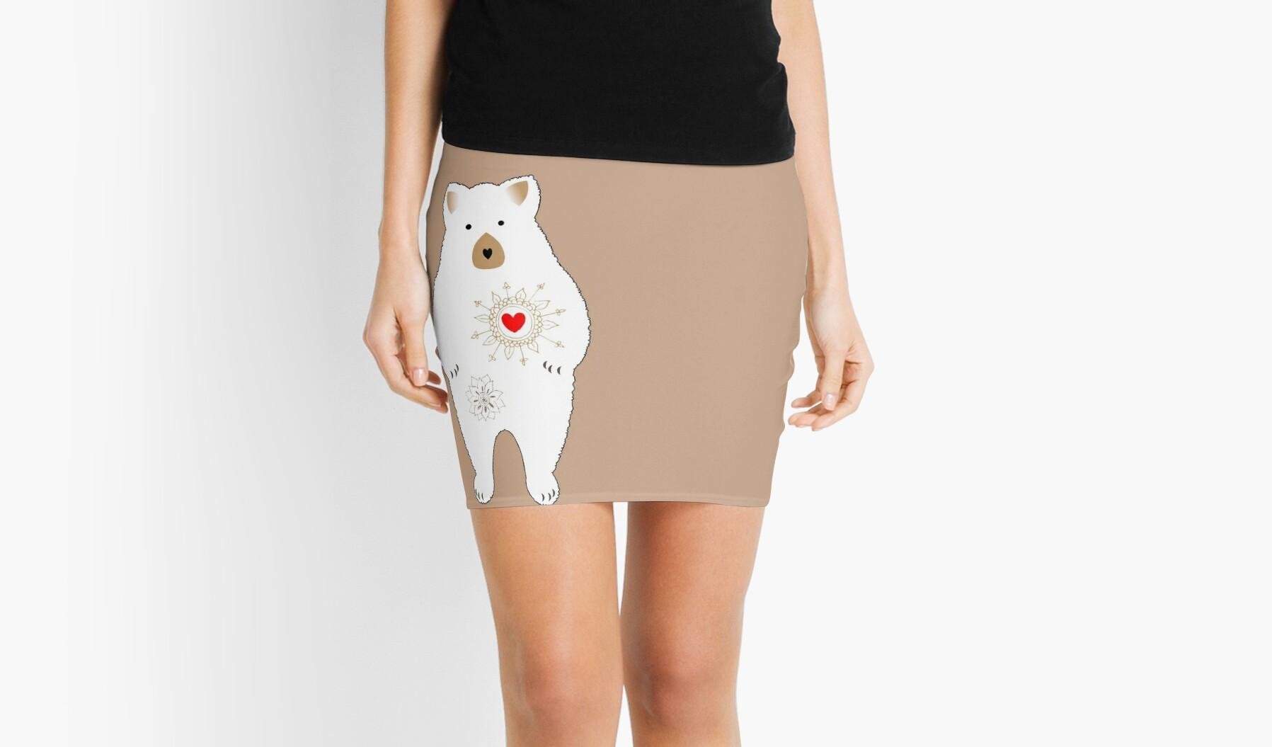 Cute Cuddly Fun Teddy Bear Design by Artification