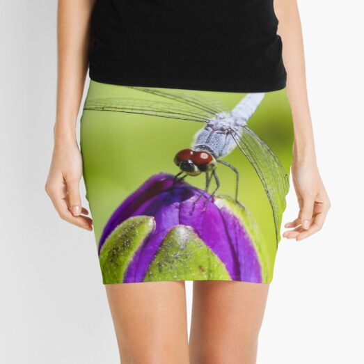 Palemouth Dragonfly Mini Skirt