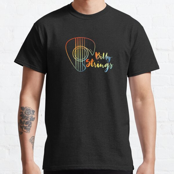 B. Strings Guitar  Classic T-Shirt