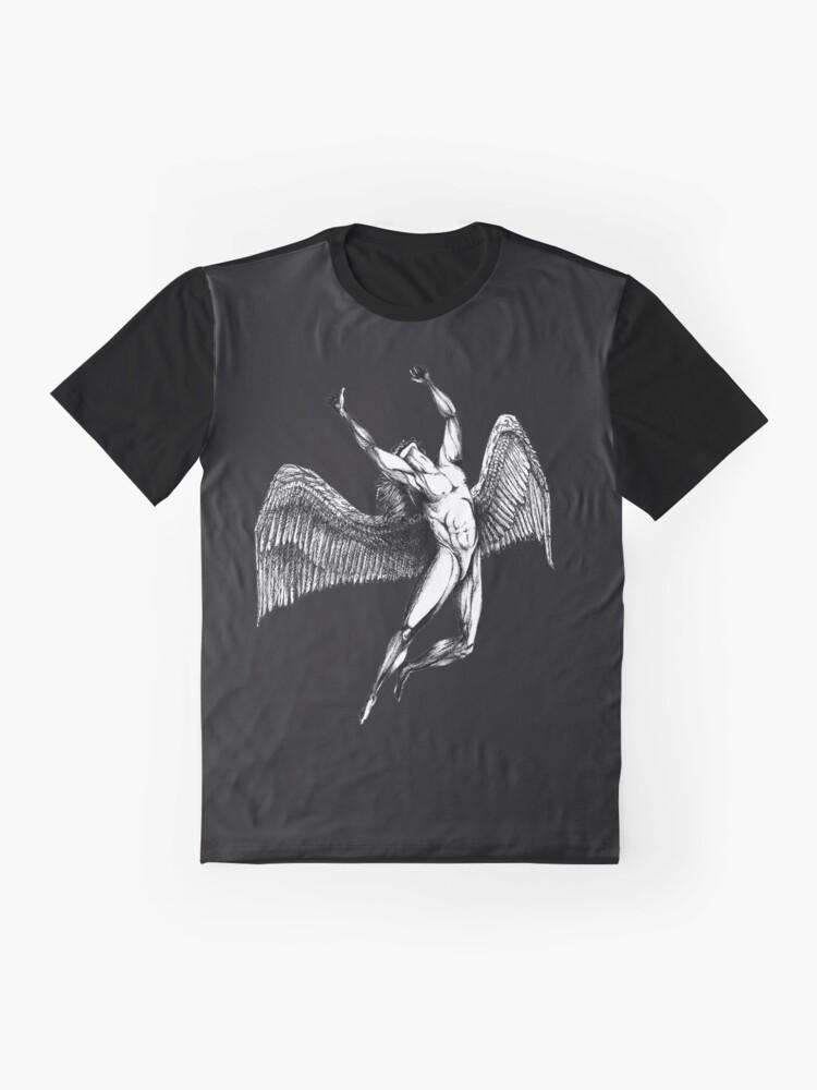 Alternate view of original icarus Graphic T-Shirt
