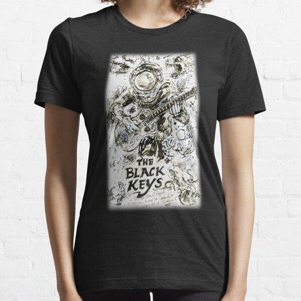 The black keys music T-shirt essentiel