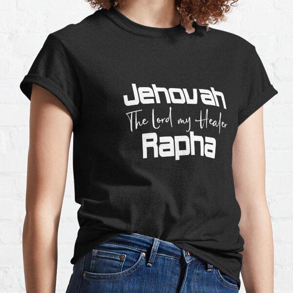 Christian Design - Jehovah Rapha Classic T-Shirt