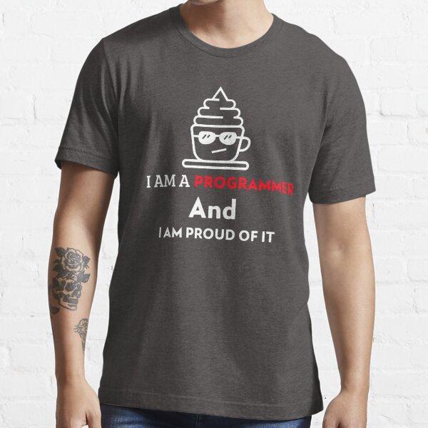 I am a Programmer Coding Tee Essential T-Shirt