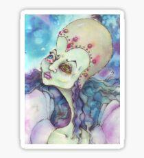 Zelena - The Wizard of Oz  Sticker