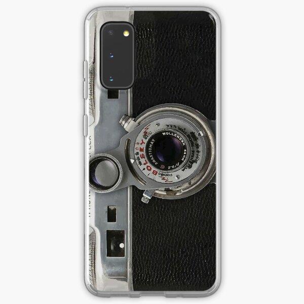Emily in Paris Vintage Camera Phone Case Samsung Galaxy Soft Case