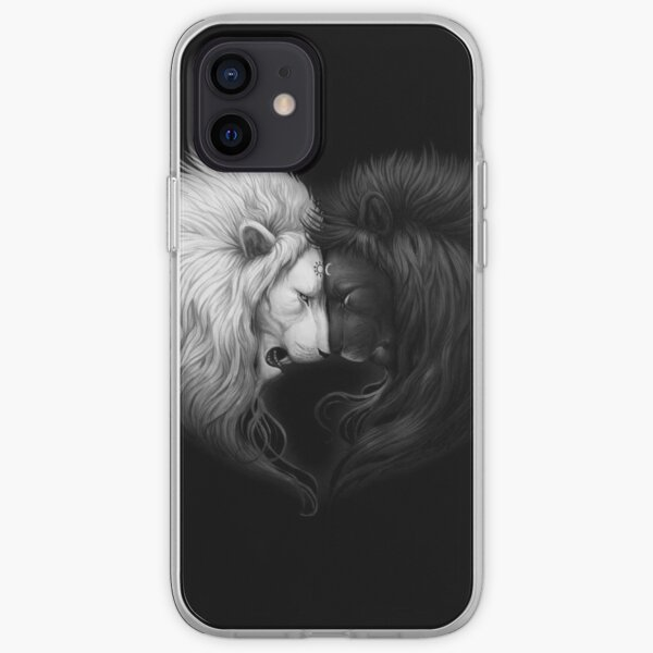 Lion Pictures Iphone Case iPhone Soft Case