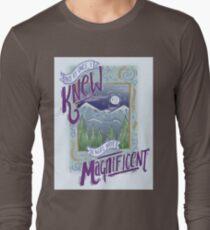 Bon Iver Lyric Art T-Shirt