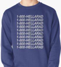 1-800-HELLARAD Pullover