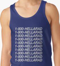 1-800-HELLARAD Tank Top