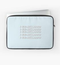 1-800-HELLARAD Laptop Sleeve