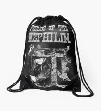 Fields of the Nephilim Drawstring Bag