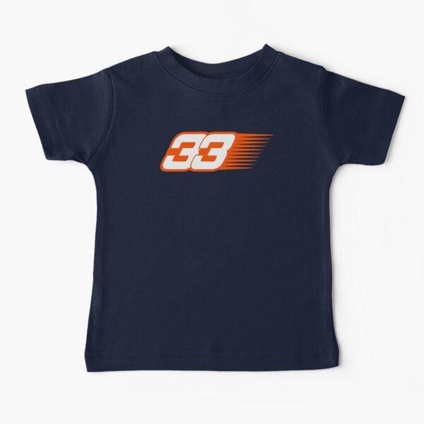 max verstappen 33 Camiseta para bebés