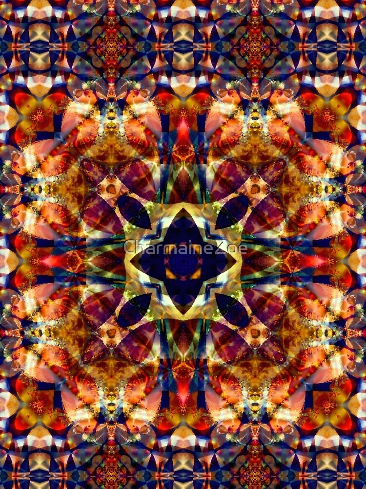 Fractal Fantasia No 1 by CharmaineZoe