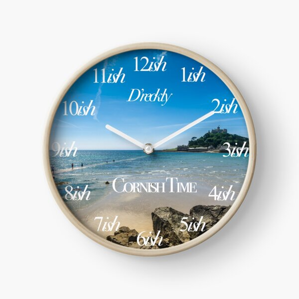 Cornish Time, St Michael's Mount Clock