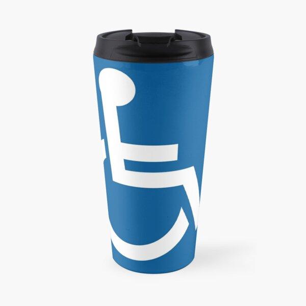 Handicapped Travel Mug