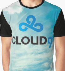 Cloud 9 - C9 - League of Legends Graphic T-Shirt