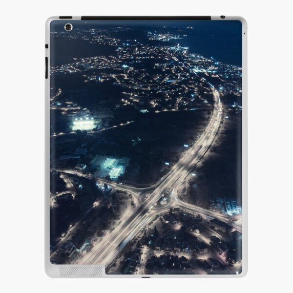 Electric Nights iPad Skin