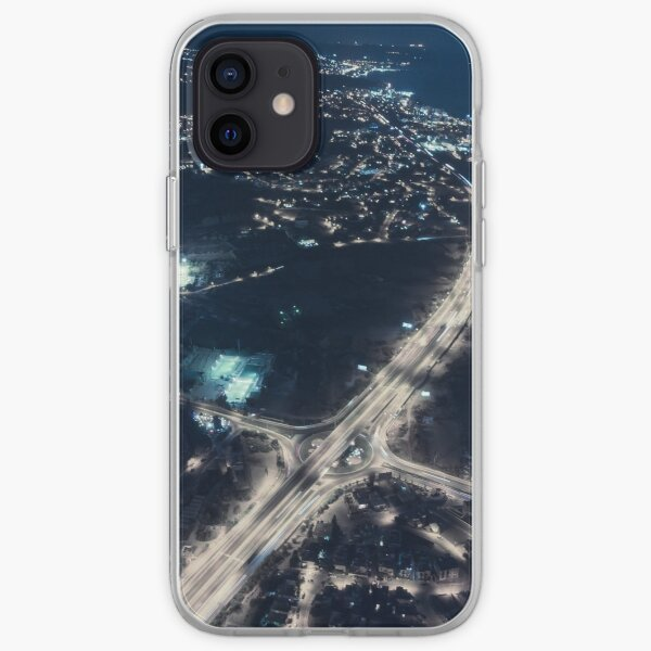 Electric Nights iPhone Soft Case