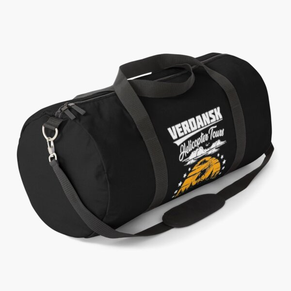 Warzone/Verdansk Helicopter Tours Duffle Bag