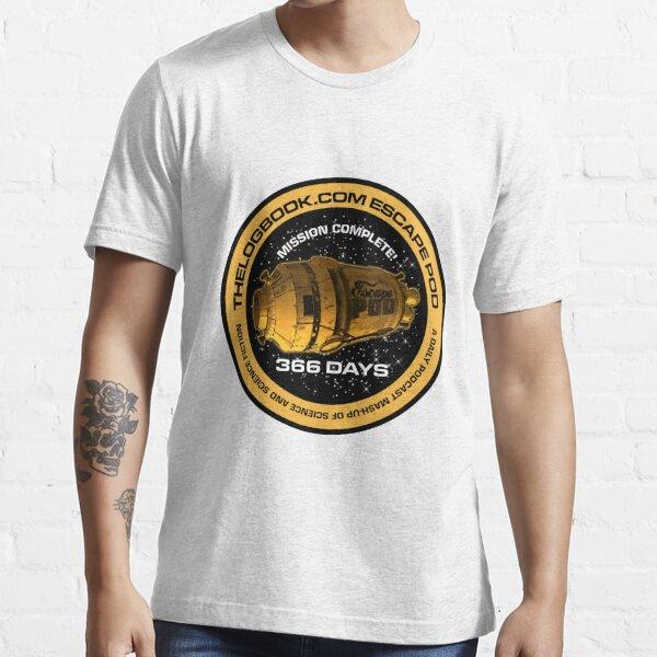 theLogBook.com Escape Pod Essential T-Shirt