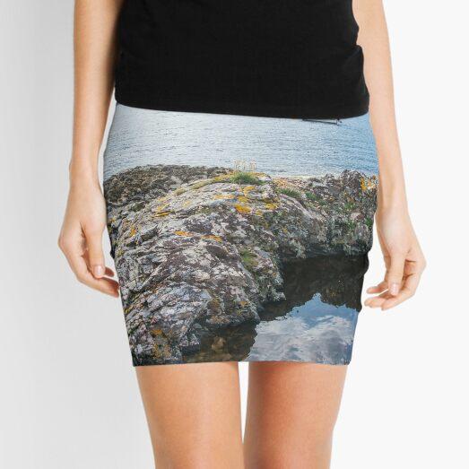 Seaside Scottish Highlands Mini Skirt