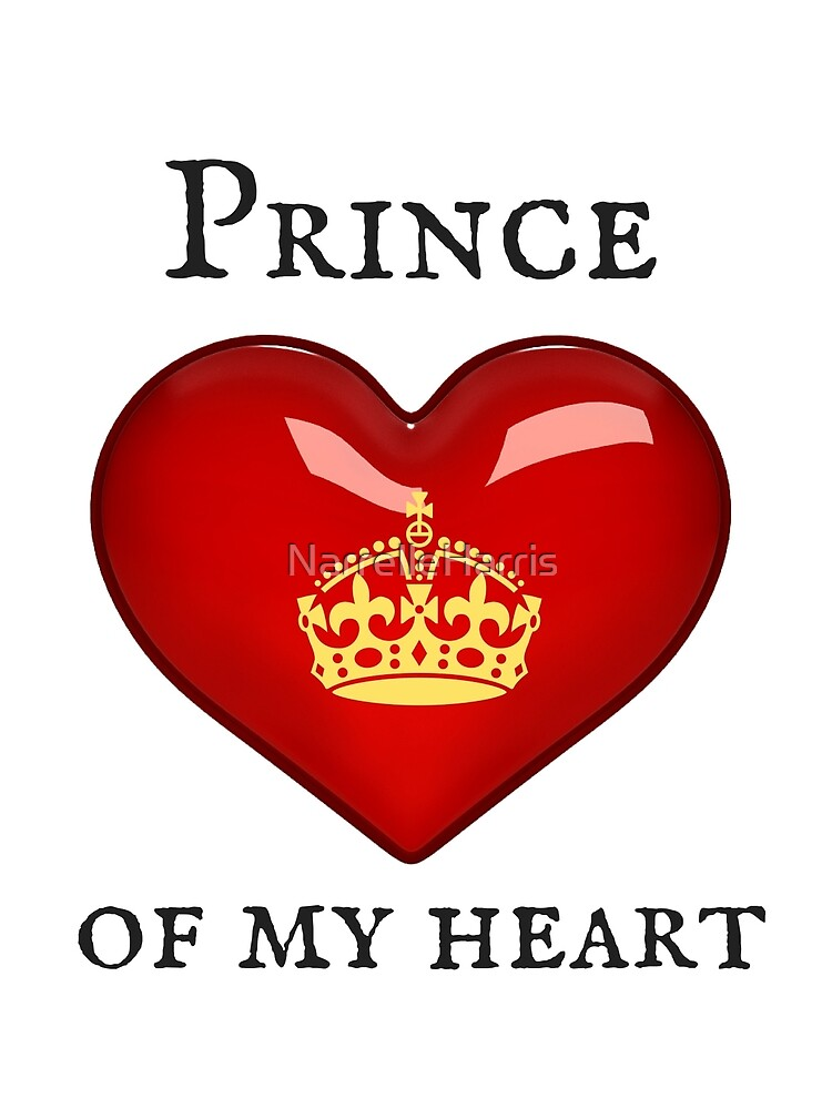 Prince of my Heart by NarrelleHarris