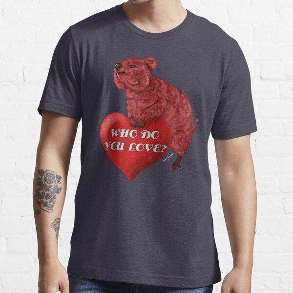 Quokka Love Essential T-Shirt
