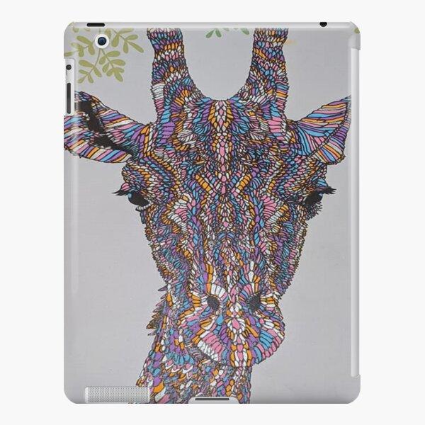 Shabby Chic Giraffe! iPad Snap Case
