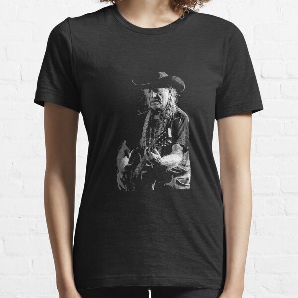 Vintage Willie tshirt Nelson Country Music Legends Never Die T-Shirt Essential T-Shirt