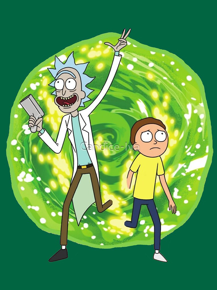 TShirtGifter presents: Rick and Morty | Classic T-Shirt