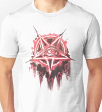 Pentagram star logo T-Shirt