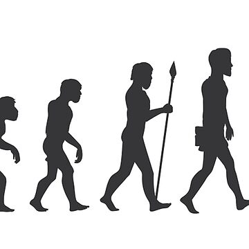 Evolution of Man by madphotoart