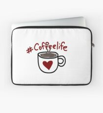 #Coffeelife Laptop Sleeve