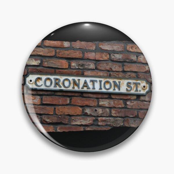 Coronation Street Pin