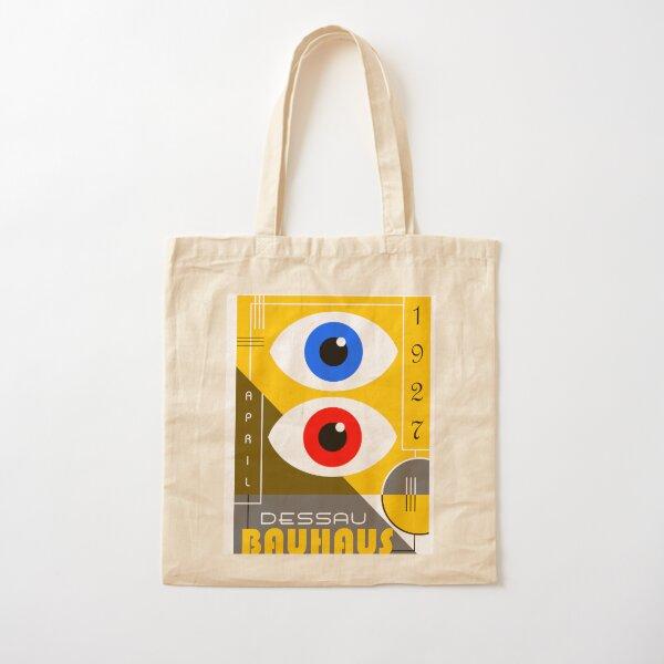 Bauhaus Exhibition Poster IV Cotton Tote Bag