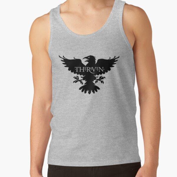 stranglers black logo raven 2021 tokaug Tank Top