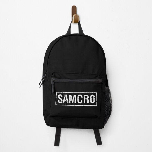 Sac samcro ; SONS OF ANARCHY ; Masque SOA Sac à dos