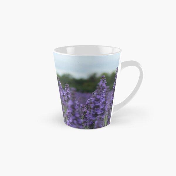 Summer Lavender Bee  Tall Mug