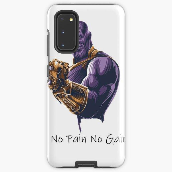 No Pain No Gain Power Samsung Galaxy Tough Case