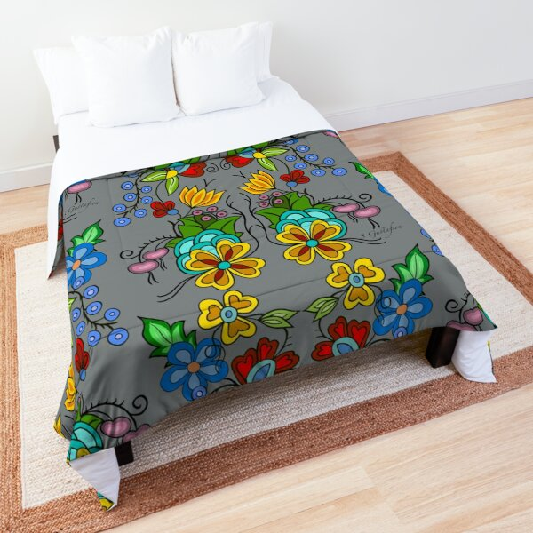 Woodland grey Comforter