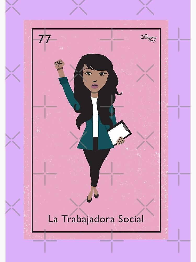 La Trabajadora Social by vosio