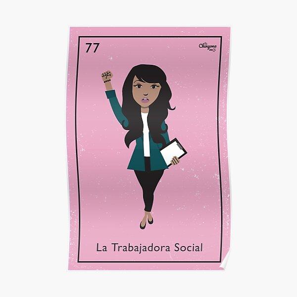 La Trabajadora Social Poster