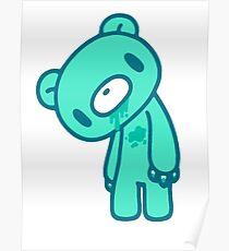 Gloomy Bear  Poster