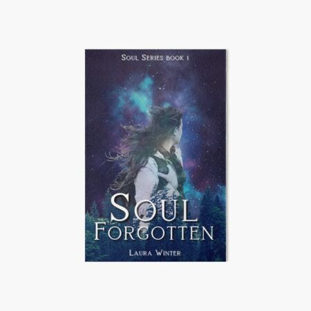 Soul Forgotten cover Art Board Print