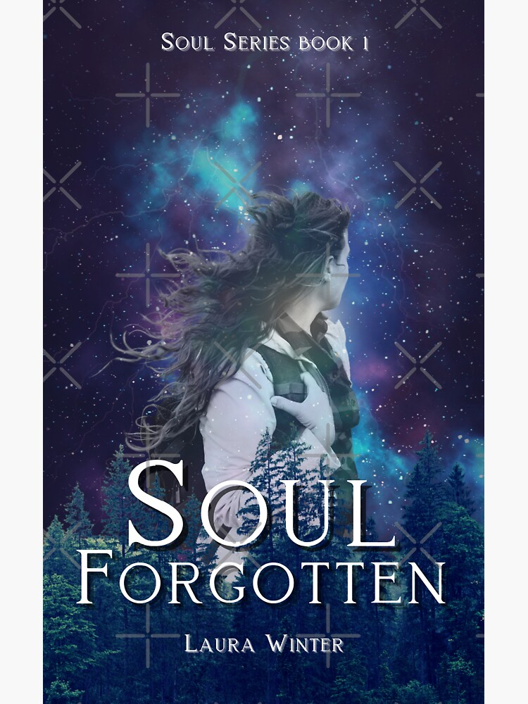 Soul Forgotten cover by authorlwinter