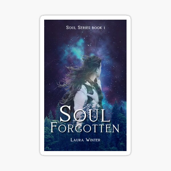 Soul Forgotten cover Sticker