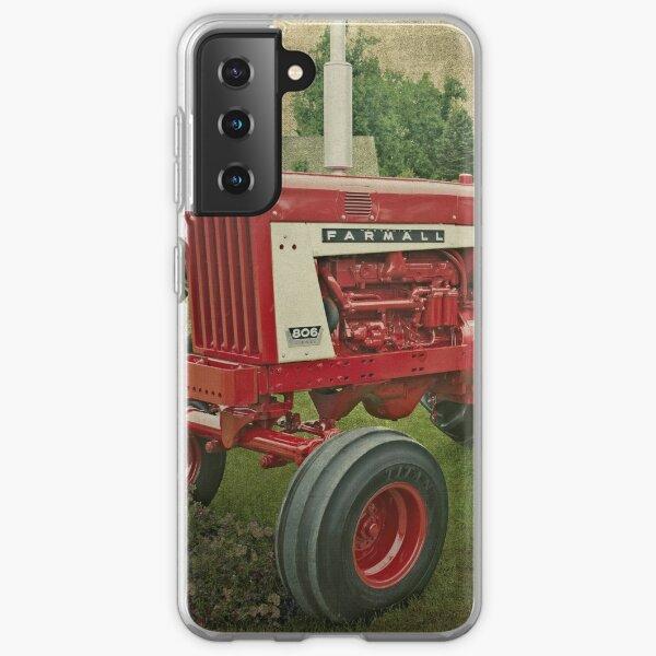 Farmall Traktor Samsung Galaxy Flexible Hülle