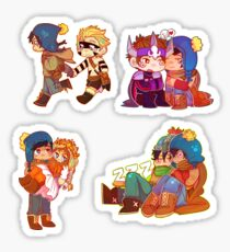 things with craig Sticker